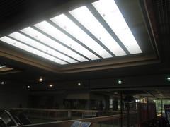 Skylights (Random Retail) Tags: retail architecture mall store tn skylight kingsport 2015 kingsporttowncenter forthenrymall