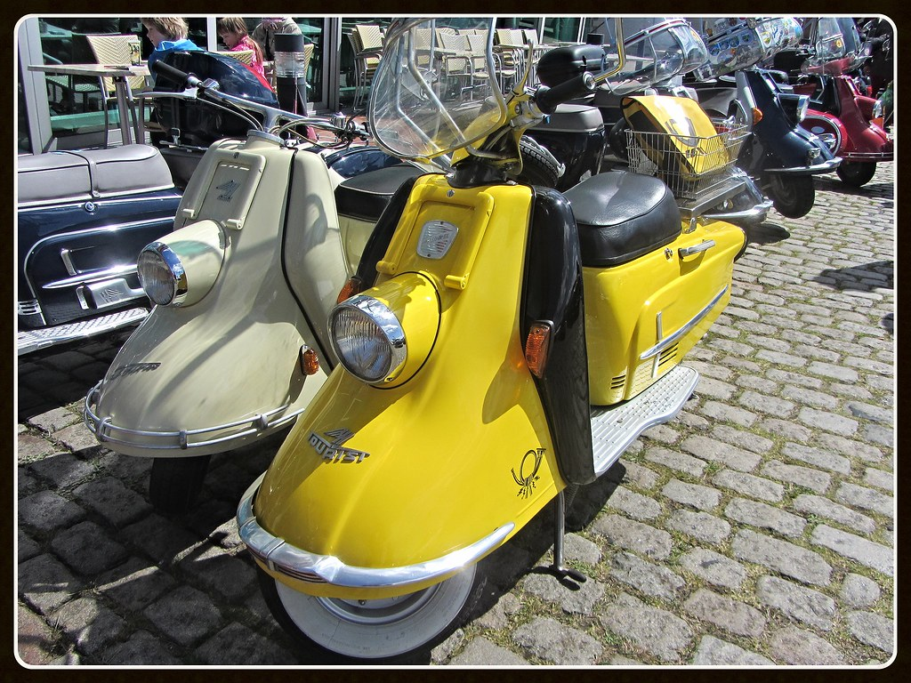 The world 39 s best photos of heinkel and scooter flickr for Bremerhaven roller