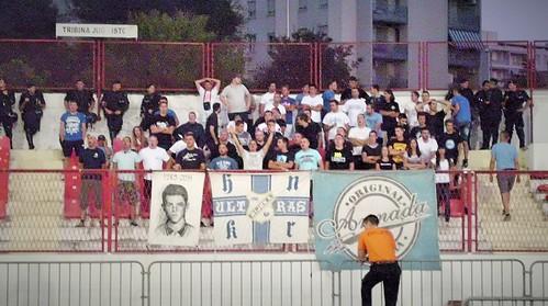Split - Rijeka 0:2 (22.08.2015)