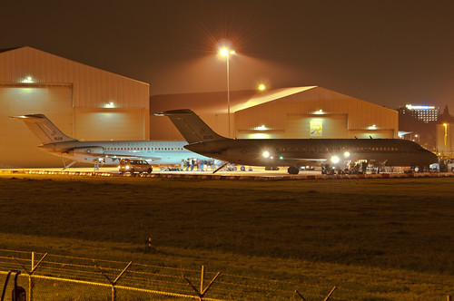 USMC C-9Bs 161529 & 161530