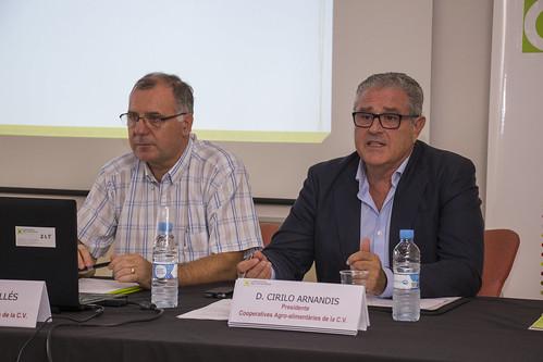 Asamblea sectorial Frutas y Hortalizas - Valencia (18-09-2015)