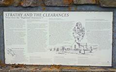 Dail A' Bhaite, The Strathy Stone (MikeBradley) Tags: scotland highland sutherland prehistoric pictish farr earlychristian strathy crossslab strathnaver scottishearlychristian thestrathystone dailabhaite strathystone
