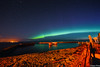 DSC_0781 (sean.pirie2) Tags: from water reflections photography lights coast scotland long exposure scottish aurora roadside northern moray borealis buckie portknockie strathlene