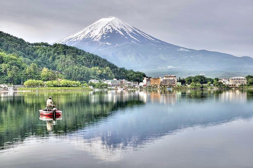 Kawaguchi-Lake
