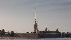 Peter and Paul Fortress, Saint Petersburg (Oleg.A) Tags: russia saintpetersburg fortress sanktpeterburg  nevariver