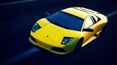 Lamborghini (y.takeuchi01) Tags: spain lamborghini murcielago gt6 granturismo gt6photo