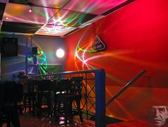 A bar in Barranquilla