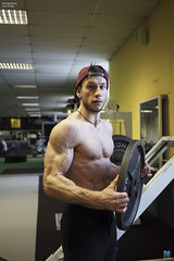 DSC09376 (TerryGeorge.) Tags: shirtless men natural muscle models ripped workout fitness toned gym abs sixpack