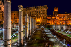 """Trajan's Forum • <a style=""""font-size:0.8em;"""" href=""""http://www.flickr.com/photos/89679026@N00/22777685283/"""" target=""""_blank"""">View on Flickr</a>"""