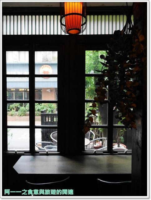 中山二條通.綠島小夜曲.台北車站美食.下午茶.老宅.咖啡館.帕尼尼image006