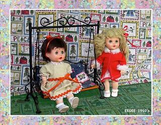 Eegee Dolls