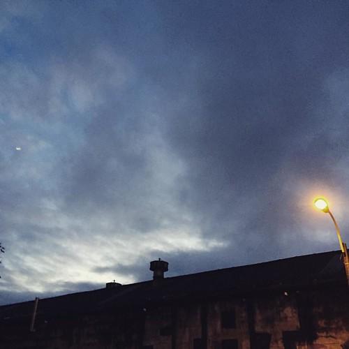 Modo tormenta: ON. Storm mode: ON. #tormenta #nubes #cielo #storm #clouds #sky
