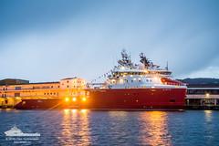 Aleut (Aviation & Maritime) Tags: norway offshore tug bergen supply icebreaker aleut ahts anchorhandling femco anchorhandlingtugsupply ahtug