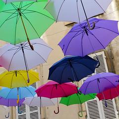 Schirme (Werner Schnell Images (2.stream)) Tags: art arles regenschirme ws schirme sonnenschirme
