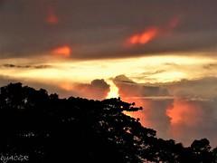Dusk Candango I (byACGR) Tags: nuvem céu brasília idílico poente sunset orange sky nature peace paz