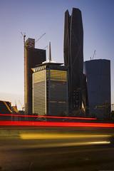CMA Tower in a Clear Day Dec-24-16 (Bader Otaby) Tags: nikon d7100 riyadh skyscraper skyline cityscape nightscape ruh photography ksa gcc art architecture leed kafd sunset blue hour amazing 18200 1116 sigma samyang 8mm tokina supertall megatall cma hok kkia dxb dubai uae doh doha qatar bahrain manamah burj khalifah downtown city center modern rafal kempinski hotel flamingo sculpture chicago illinois usa travel summer loop central cta ord ny jfk kfnl kapsarc