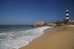 Lighthouse #1 (jeet_sen) Tags: sea sand beach people sun travel india karnataka mangalore udupi malpe murudeshwar honnavar kundapura kodi kapu tourism island konkan