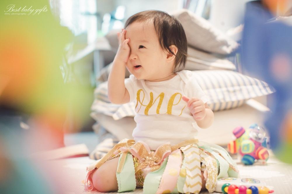 寶寶生日派對抓周拍照記錄攝影Baby 1st Birthday Party