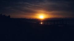 sunset (omarmoichihigakimoyano) Tags: sunset verano puestasdesol mar cielo