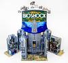 BioShock Revisited Full View Buildings Open (Imagine™) Tags: lego bioshock 2kgames rapture columbia mosaic bigdaddy lighthouse imaginerigney