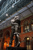 the Lovers (Massimo Cozzi) Tags: lovers station pancras london uk