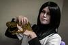 _DSC9653 (In Costume Media) Tags: orochimaru cosplay costume newcon newcon5 pdx naruto shippuden jiraiya kakashi sensei ninija cosplays cosplayers evil snake fight dark green eyes