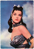 Debra Paget in Princess of the Nile (1954) (Truus, Bob & Jan too!) Tags: debrapaget debra paget american actress hollywood moviestar cine kino cinema film picture screen movie movies filmster star vintage postcard postkarte cartepostale cartolina tarjetpostal carte tarjet postkaart briefkarte briefkaart ansichtskarte ansichtkaart isv 20thcenturyfox fox princessofthenile 1954