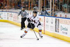 "Missouri Mavericks vs. Quad City Mallards, December 31, 2016, Silverstein Eye Centers Arena, Independence, Missouri.  Photo: John Howe / Howe Creative Photography • <a style=""font-size:0.8em;"" href=""http://www.flickr.com/photos/134016632@N02/32090830895/"" target=""_blank"">View on Flickr</a>"