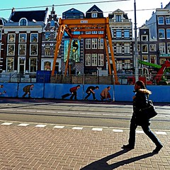 Amsterdam, Netherlands (pom.angers) Tags: panasonicdmctz10 march 2011 people amsterdam holland northholland europeanunion netherlands 100