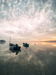 IMG_7406 ~ morning (alongbc) Tags: jubakar jubakarpantai tumpat kelantan travel places trip boat fishingboats fishingvillage sunrise water sea clouds sky canon eos700d canoneos700d canonlens 10mm18mm wideangle
