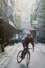 (Y.C.Tang (唐以全)) Tags: fahrrad bicicleta bicicletta velo 자전거 픽시 自転車 ピスト trackbike pista 死飛 競輪 keirin fixie fixedgear 固齒 bikeporn bicycle cycling fixieporn vsco nabiis a2 rinpoch wheels