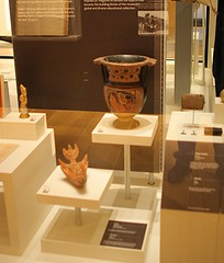 Florence County Museum (ktmqi) Tags: peedee florencecountymuseum museum localhistory greekart terracotta pottery
