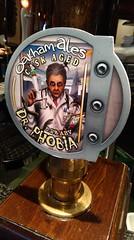 Dr. Phobia (39/365) (werewegian) Tags: pumpclip oakham ales dr phobia cool beer werewegian feb17 365the2017edition 3652017 day39365 8feb17