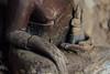 Buddha Holding Buddha, Pak Ou Caves ,Luang Prabang, Laos (AdamCohn) Tags: 055kmtobanpakouinlouangphabanglaos banpakou buddha buddhism buddhist laos louangphabang mekongriver pakou pakoucaves geo:lat=20051486 geo:lon=102217647 geotagged luangprabangprovince