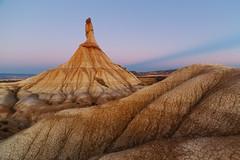 Castil de Tierra en Las Bardenas (Alfredo.Ruiz) Tags: castildetierra bardenas sunrise desert deserted dry nature landscape outdoor spain sky clay crack crevice