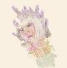 Lilas (Maripaz Molina) Tags: maripazmolina lilas flores flowers portrait mujer woman dobleexposicion doubleexposure
