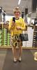 Kirsten @ DSW (krislagreen) Tags: tg tgirl transgender transvestite cd crossdress xdress skirt twinset pumps patent blond femme feminized feminzation