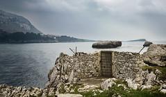 Islares-Cantabria-Spain (j.l.lamadrid) Tags: espaa spain puerta playa espana cantabria muso islares