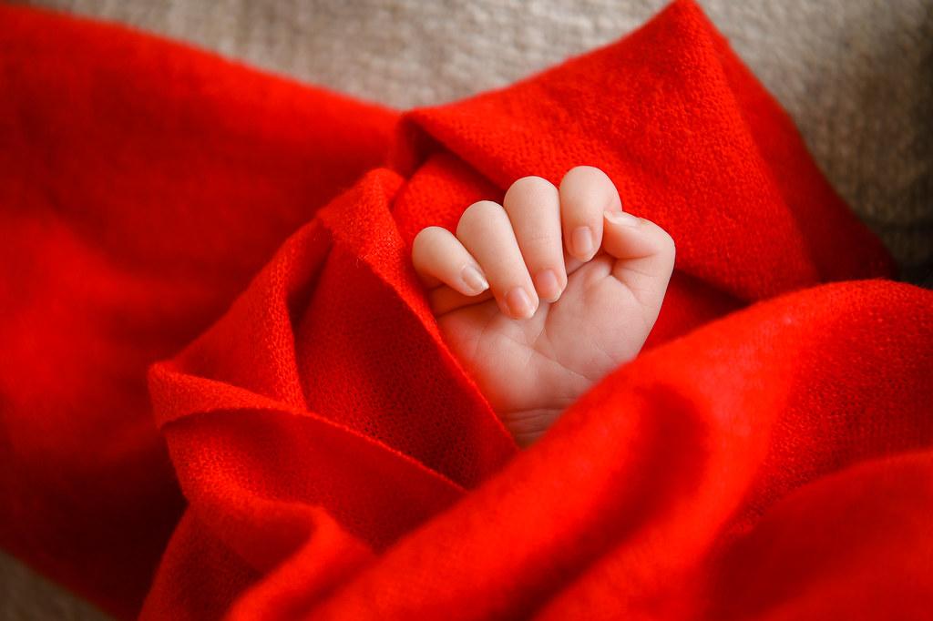 新生兒寫真 寶寶 可愛 兒童 茶米 Deimi0013