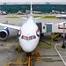 G-ZBJB Britisih Airway Boeing 787 at Heathrow