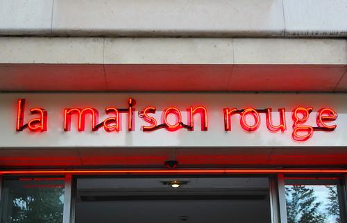 Thumbnail from La Maison Rouge