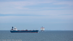 20150718 - BRO NUUK - 183658 (andyshotts) Tags: kent unitedkingdom ships gb tanker ferrie kingsdown maersk bronuukimo9323819 prideofkentimo9015266