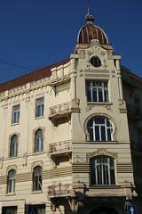 Szecesszis plet (Sevcsenko sugrt) (sandorson) Tags: travel lviv ukraine galicia lvov  lww lemberg galcia leopolis ukrajna    sandorson ilyv halics