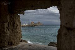 Rodi (Cristian Lupi 72) Tags: cruise sea relax reflex nikon mare grecia tramonti rodi vacanza crociera lindos costapacifica cristianlupi