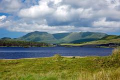 _5D37482 (dendrimermeister) Tags: ireland sky cloud lake water landscape scenery connemara