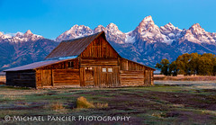 Moulton Barn - Mormon Row (Michael Pancier Photography) Tags: mountains nature outdoors us scenery unitedstates moose jackson wyoming nationalparks americathebeautiful grandteton jacksonhole fineartphotography tetonrange naturephotography grandtetonnationalpark americansouthwest thepinkhouse travelphotography buckmountain commercialphotography mormonrow naturephotographer editorialphotography mountowen middleteton moultonbarn mountwister southteton michaelpancier michaelpancierphotography staticpeak landscapephotographer fineartphotographer nationalparkphotography michaelapancier tetonpoint americasnationalparks wwwmichaelpancierphotographycom mormonrowhistoricdistrict jacksonmoranroad fallinthenationalparks