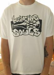 #1538A Bouncing Souls - No MTV (Minor Thread) Tags: records rock shirt vintage concert punk tour no tshirt mtv merch minorthread bouncingsouls byo tshirtwars