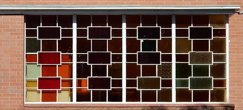 Coloured Window Panes