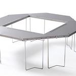 テーブルの写真