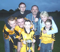 Damian McAleer and Family